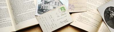 Se Geneanets samling av gamle postkort