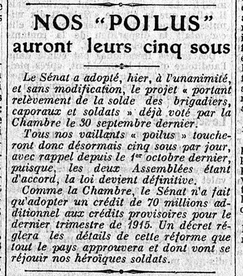 15 octobre 1915