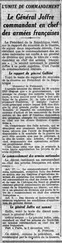 3 décembre 1915