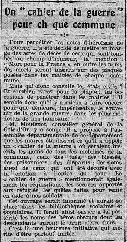 5 février 1916