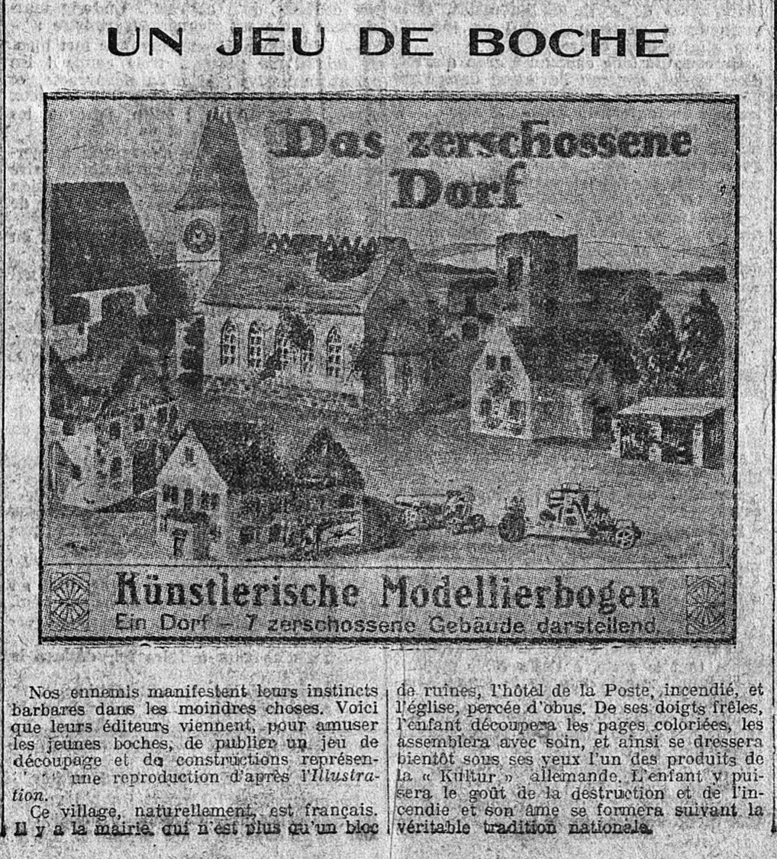 1er avril 1916