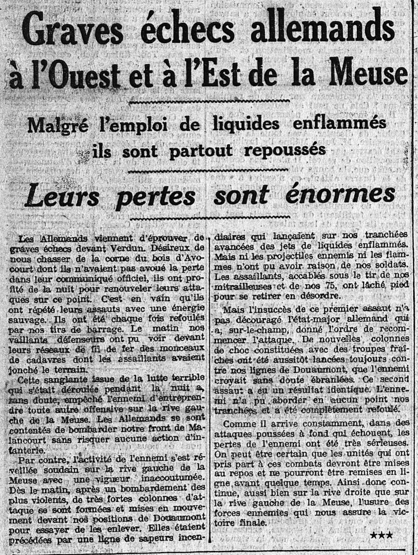 31 mars 1916