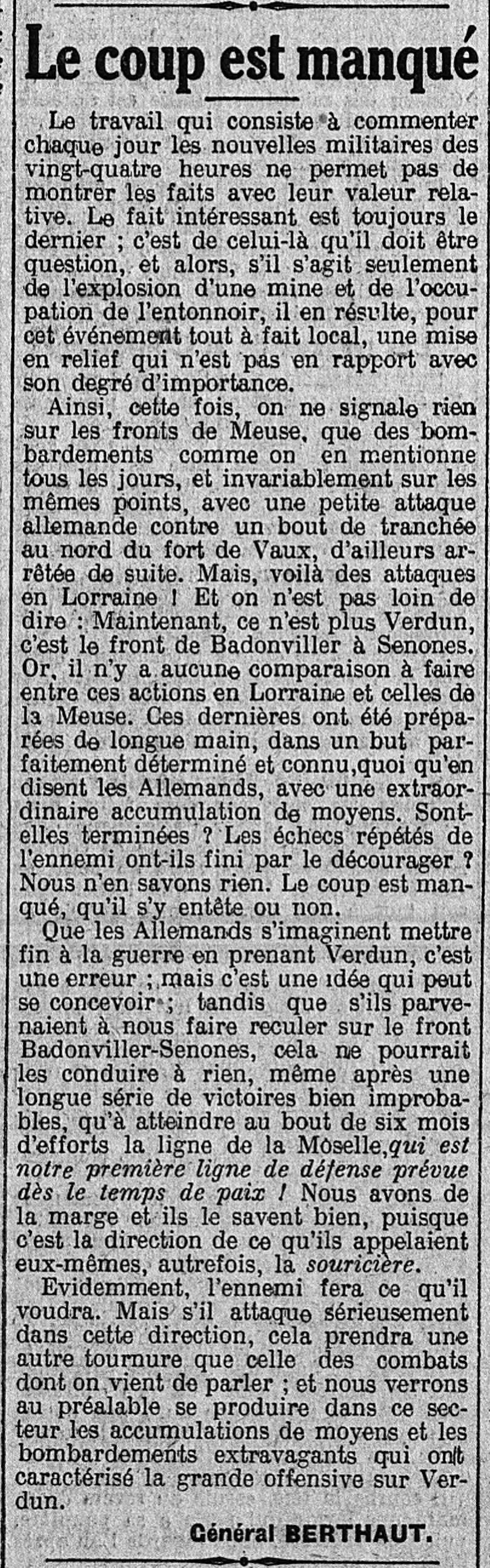 28 avril 1916