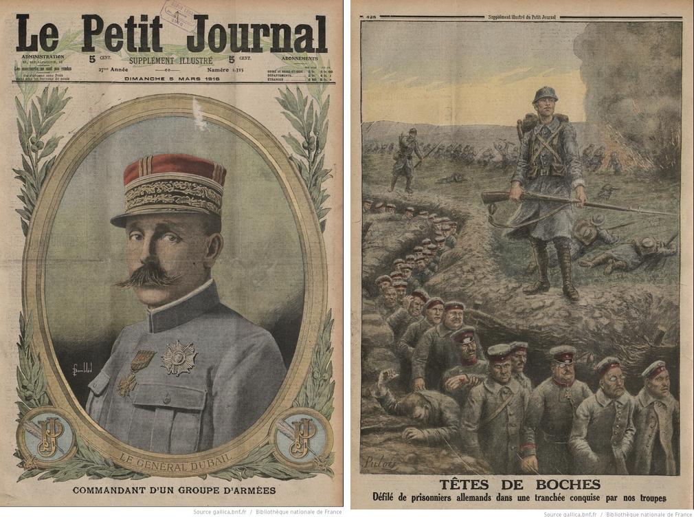 5 mars 1916 suppl