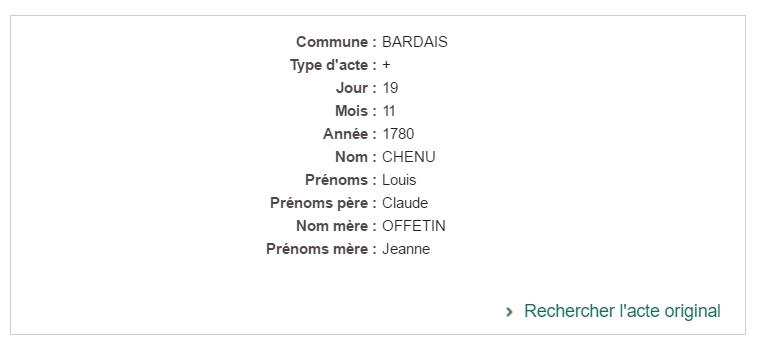 2016-06-24 14_50_27-Relevés collaboratifs - Allier - Bardais - Décès - Geneanet