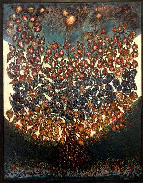Séraphine Louis - l'arbre de vie