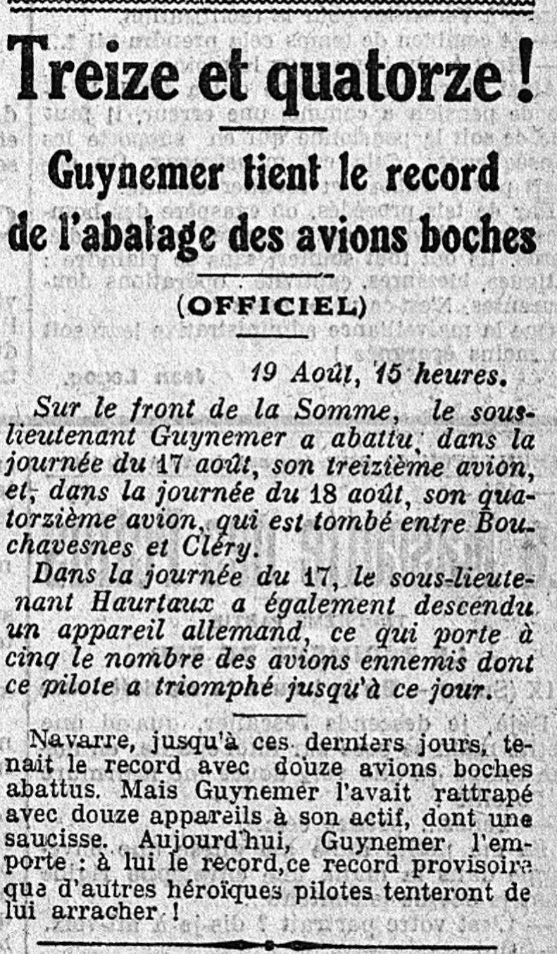 20 août 1916