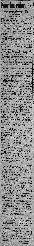 29 juillet 1916