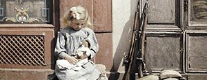 Incredible Photographs of World War I Taken by Some of The First Colour Cameras