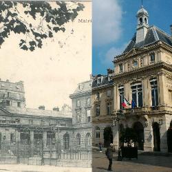 La mairie du XVème arrondissement