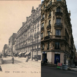 Rue Mademoiselle