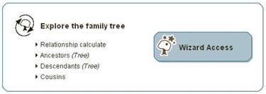 GeneaNet - ajouter un acte à son arbre