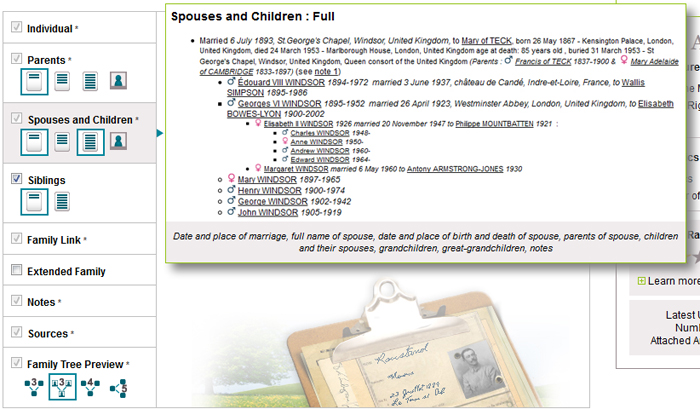 Family Tree Website Template. free family tree websites pictures ...