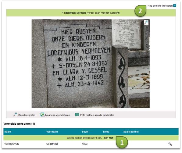 Genealogie en grafstenen: Doe mee!