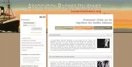 Racines Italiennes