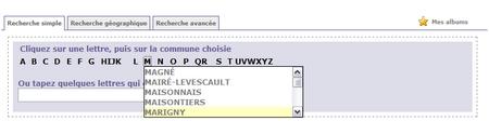 GeneaNet - Les archives des Deux-Sèvres en ligne