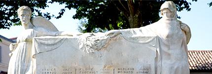 Monumenten en gedenkplaten