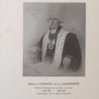 Pierre LE MENUET DE LA JUGANNIÈRE